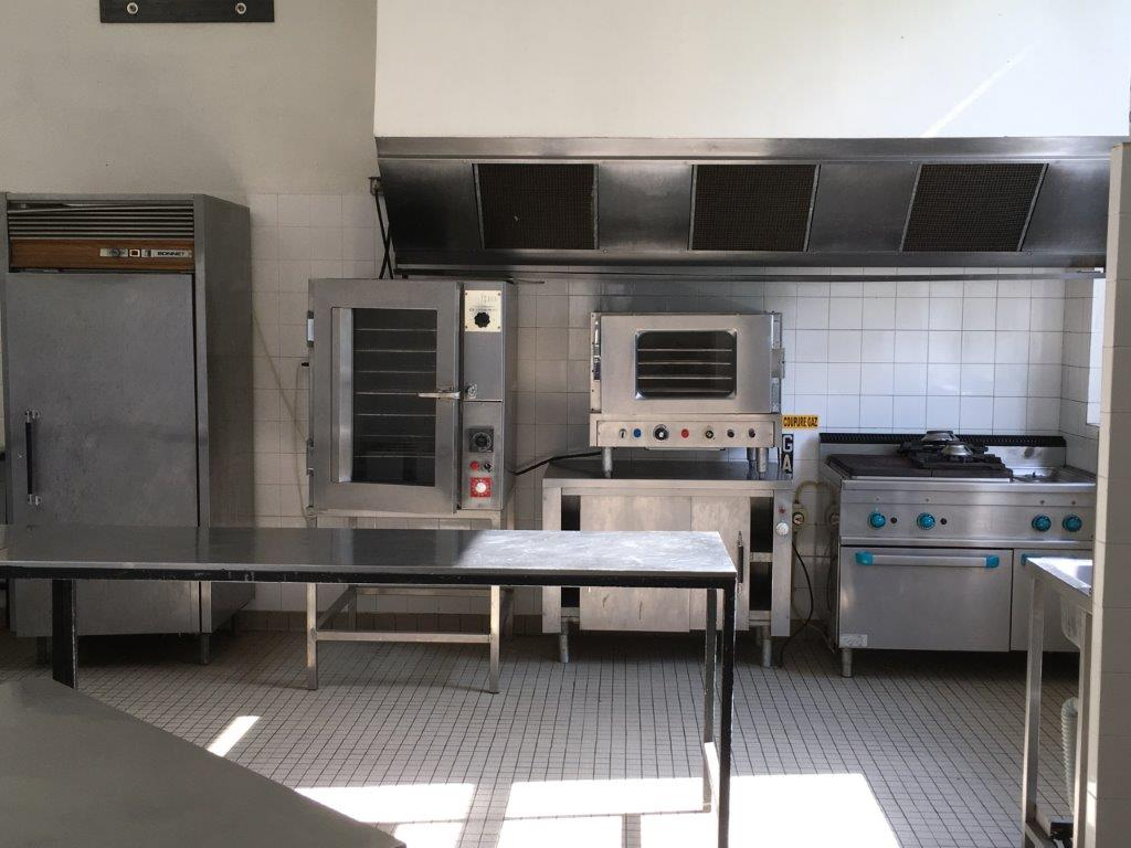 cuisine de la salle en location